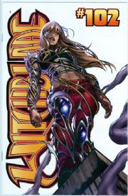 Witchblade #102 Bearers of the Blade Graham Crackers Variant Top Cow comic book